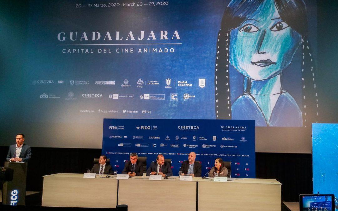 NOVEDADES DEL FESTIVAL INTERNACIONAL DE CINE GUADALAJARA 2020