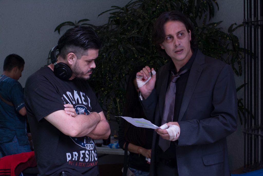 El director, escritor y productor, Víctor Osuna nos da un breve recorrido por el fantástico género del horror del cine mexicano