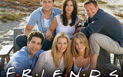YA ES OFICIAL: ¡ VUELVE 'FRIENDS'!