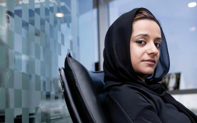 NAYLA AL KHAJA, LA PRIMER DIRECTORA DE CINE DE EAU