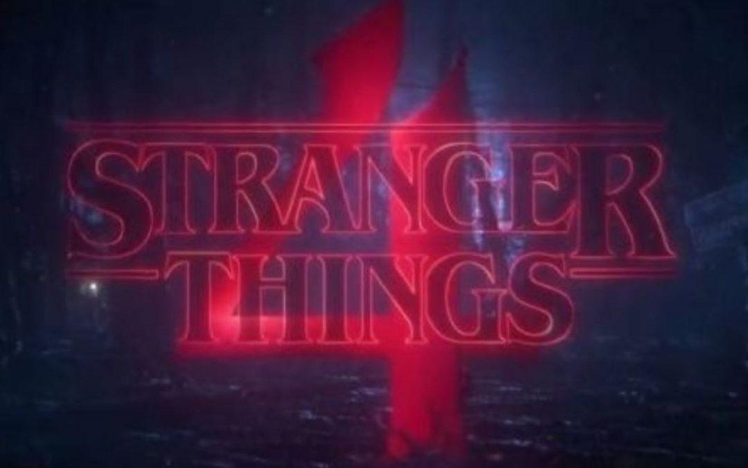 STRANGER THINGS: LA CUARTA TEMPORADA YA TIENE TEASER