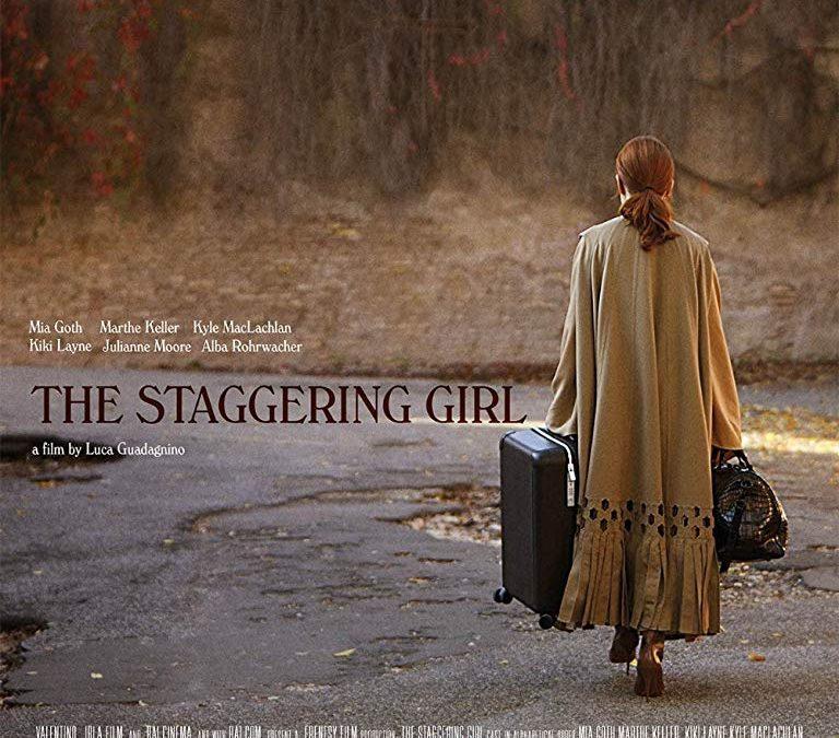 VALENTINO PRESENTE EN EL NUEVO CORTO 'THE STAGGERING GIRL'