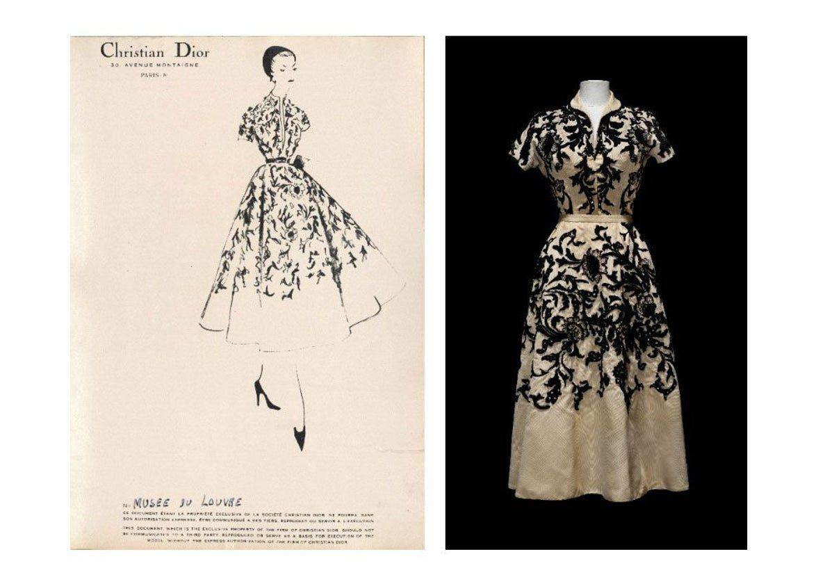 La exhibición 'Gala/ Dalí/ Dior: De Arte y Moda' inicia este sábado. Nos ofrece un recorrido por la relación creativa que hubo entre Dior y Salvador Dalí. Ingresa.