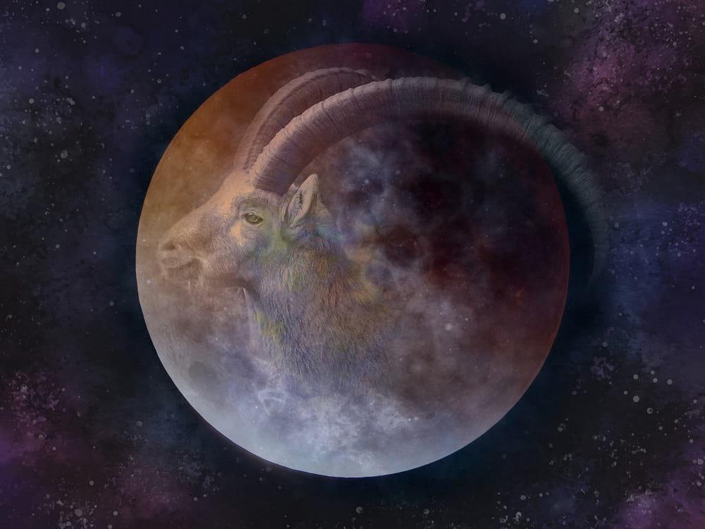 Este domingo 5 de julio tendremos eclipse lunar en el signo de la cabra. Enteráte cómo la energía te influirá. Horóscopo signo por signo.
